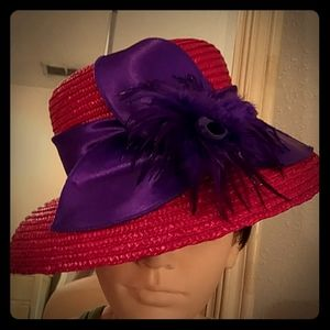 Accessories - Red hat